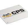 CPS Metal Nameplate
