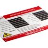 Redstar Identification Plate